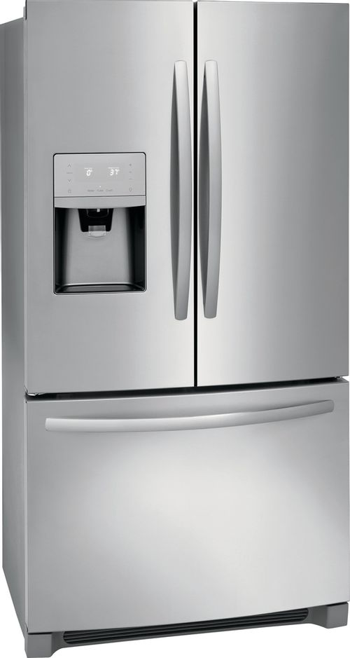 Refrigerador Frigidaire 26.8 pies French Door 3 Puertas No Fost Gris