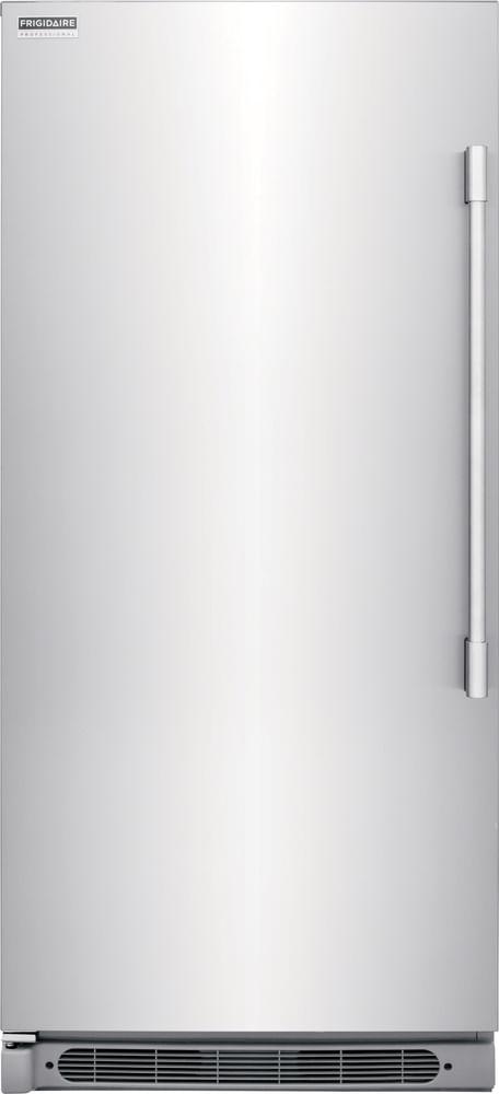 Freezer Congelador Frigidaire Vertical Professional 19 pies de una Puerta