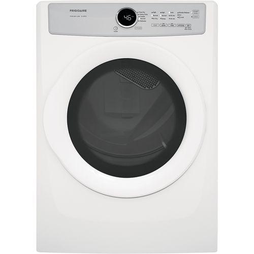 Secadora Frigidaire 21kg de Gas Blanca