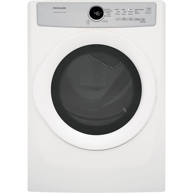 Gas-Dryer-21kg--_EFDG317TIW_Front_Frigidaire_English