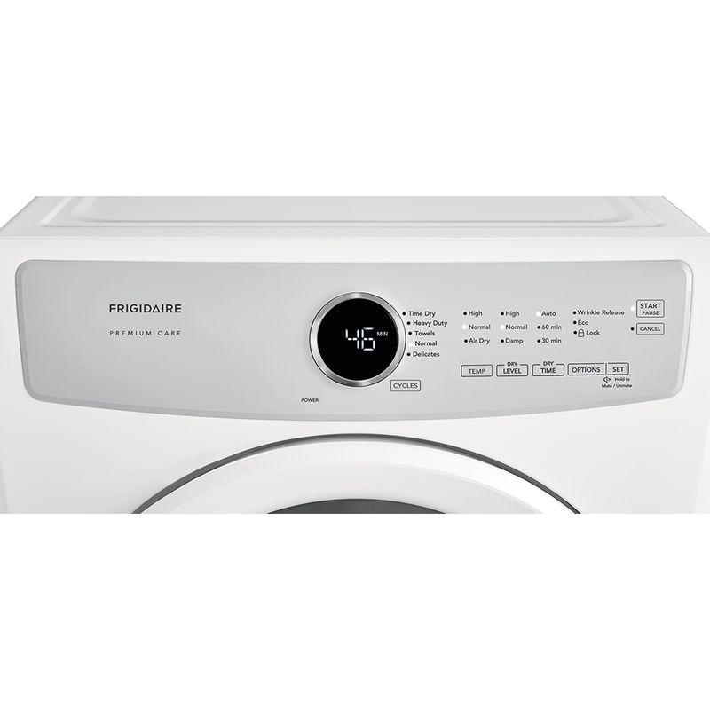 Gas-Dryer-21kg--_EFDG317TIW_Panel_Frigidaire_English