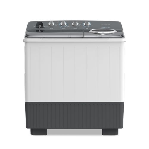Lavadora Doble Tina Semi Automatica Frigidaire 15kg Carga Superior Blanca